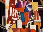 Fernand Léger, Typographer, 1919