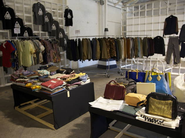The Well SS Super Warehouse Sale