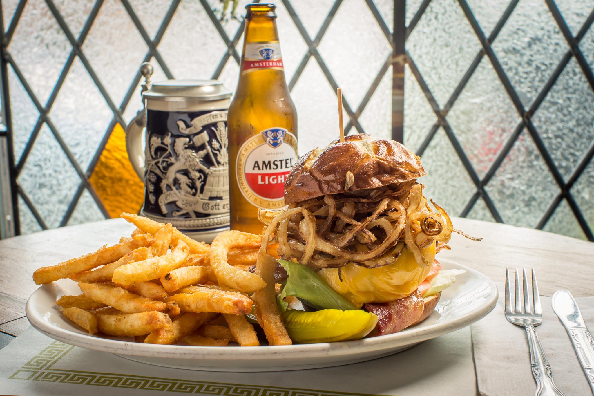 Nürn-Burger at Nürnberger Bierhaus