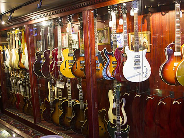 Rudy's Music Store