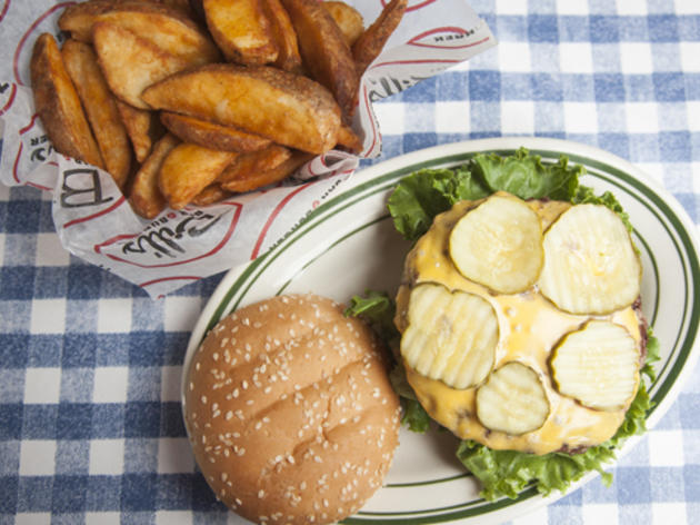 Bill's Burger at Bill's Bar & Burger