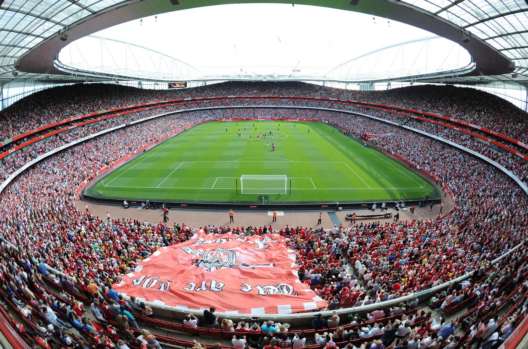 London football club guide