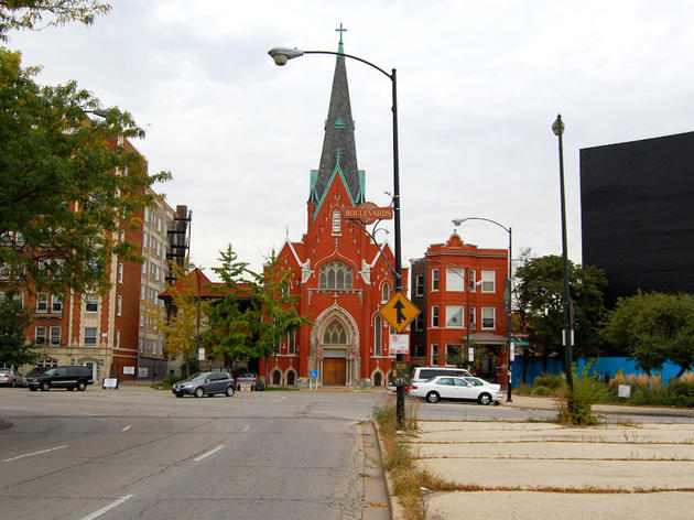 Norwegian Lutheran Memorial Church, 2614 N Kedzie Ave