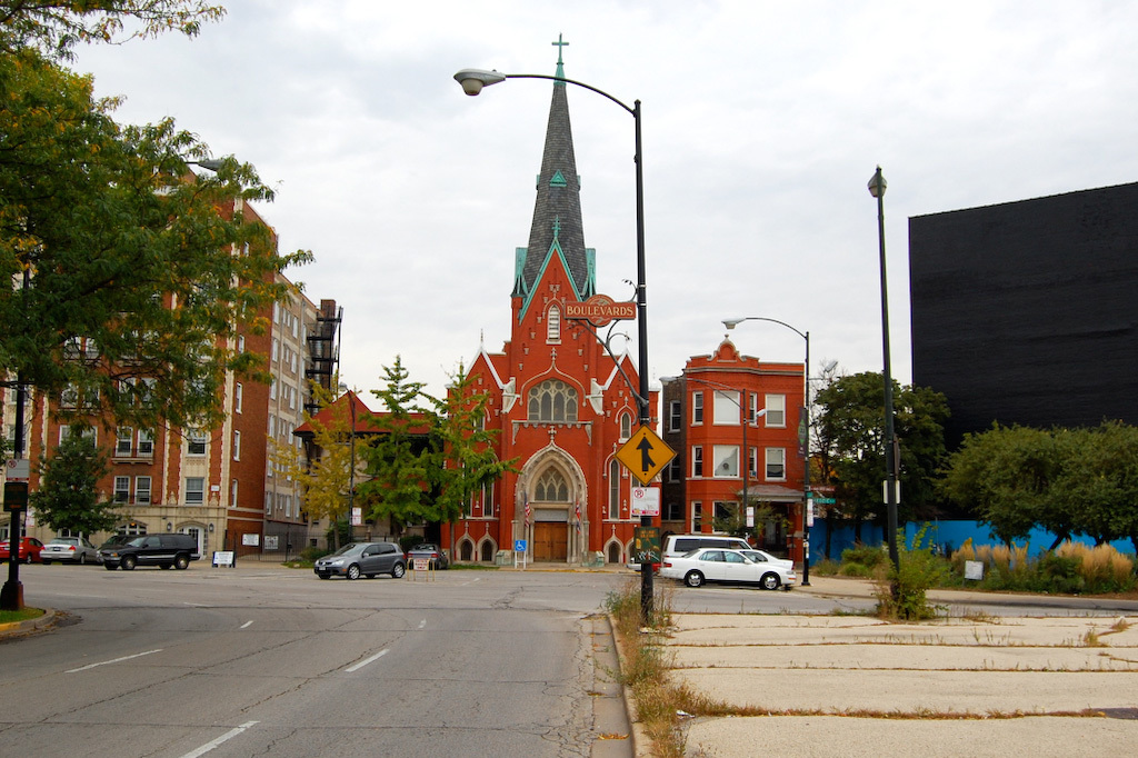 Norwegian Lutheran Memorial Church, 2614 N Kedzie Ave