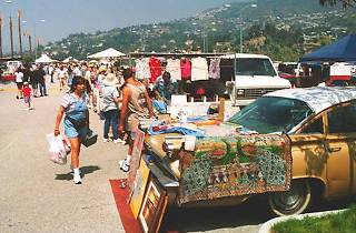 Glendale Community College Swap Meet