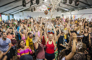 Sail Awake Sunday: A Morning Gloryville Boat Party