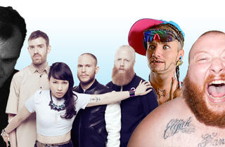 Future Islands, Little Dragon, Riff Raff and Action Bronson are some of the must-see acts at North Coast 2014.