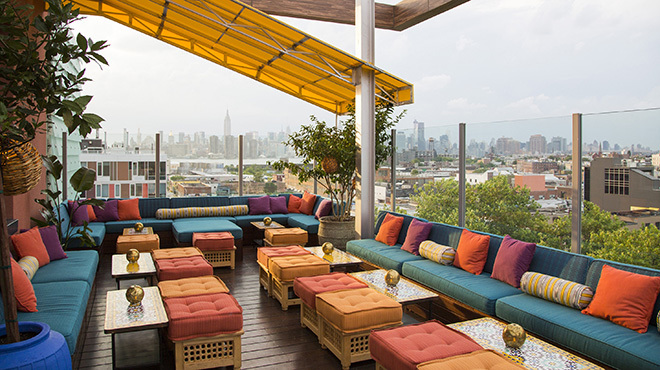 The best rooftop restaurants