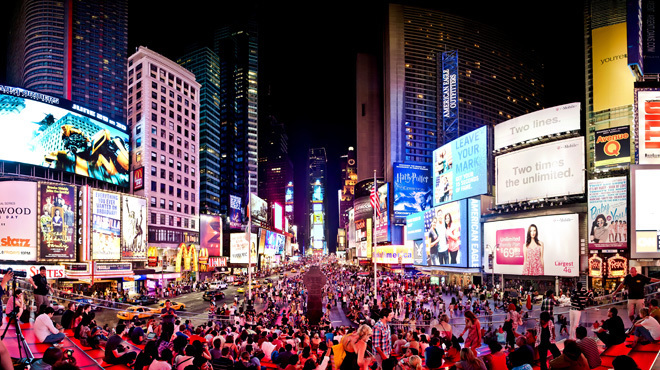 The Times Square, New York guide