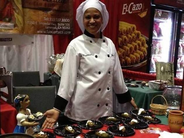 2014 Mexico Food Fair