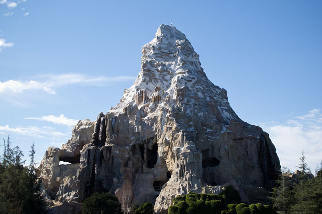 Matterhorn Bobsleds.