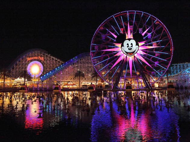 Best Amusement Parks In Los Angeles And Southern California