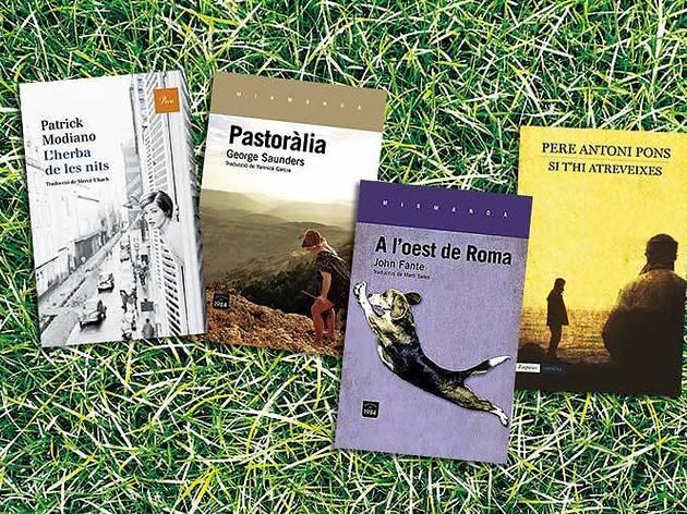 Quatre llibres