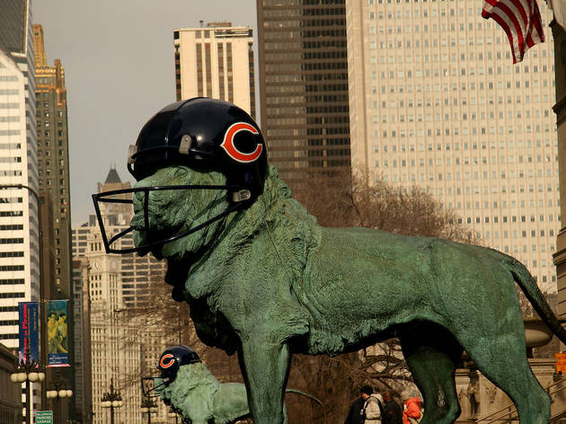 42 events since the Bears' big game win