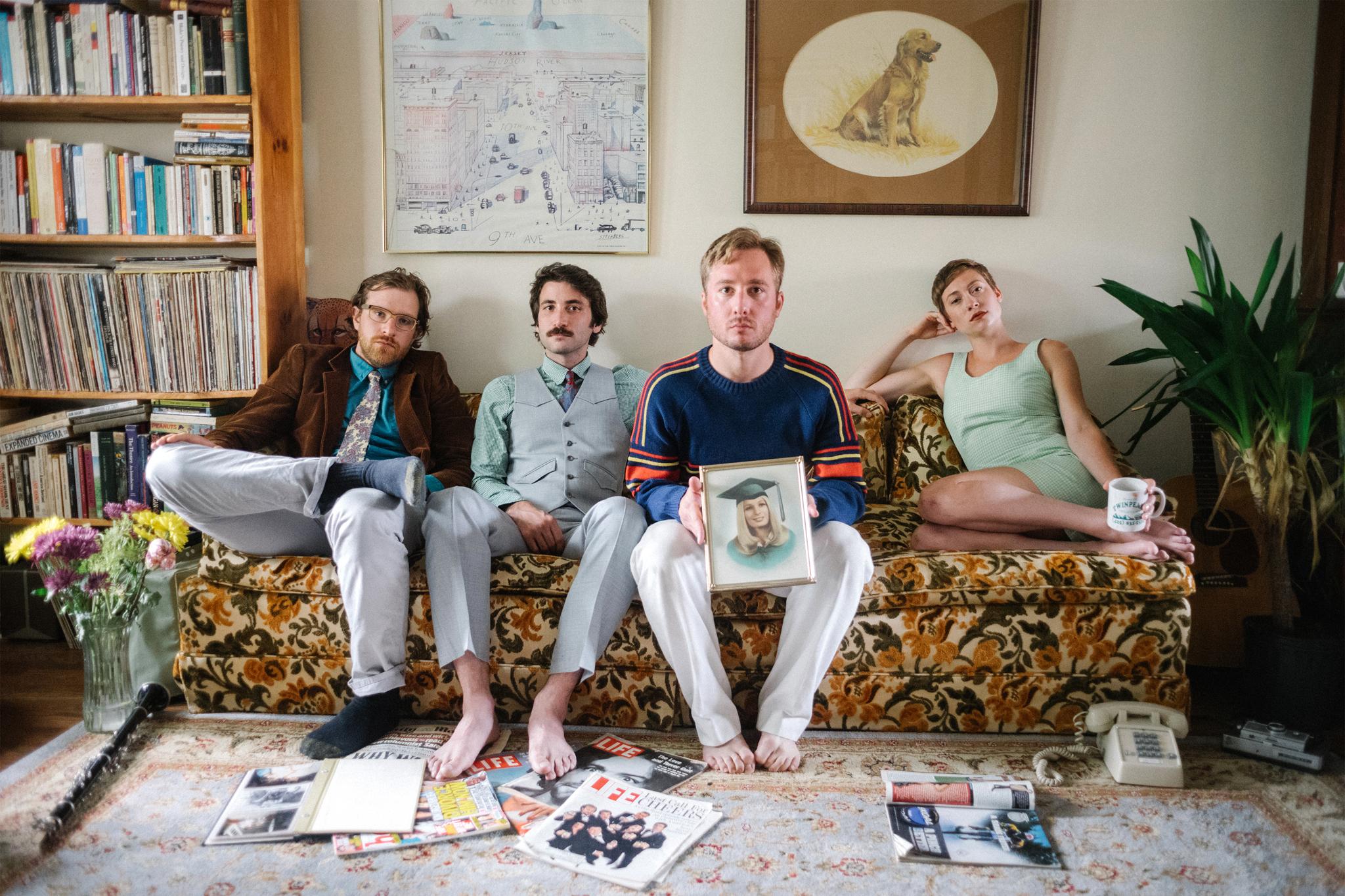Frontier Ruckus + The Bros. Landreth