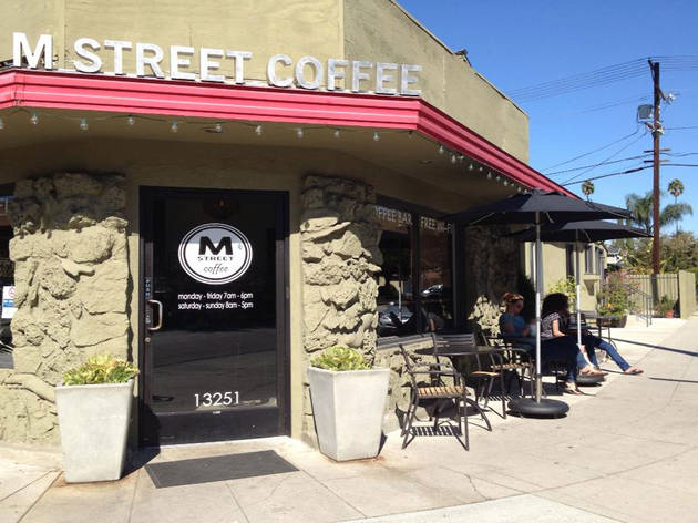 M Street Coffee
