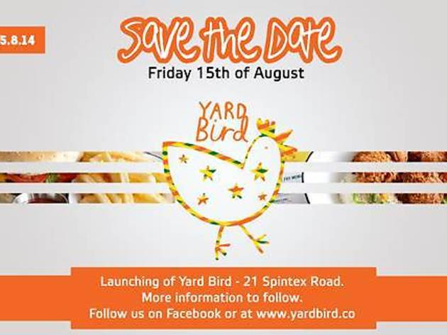 Yard Bird Launch