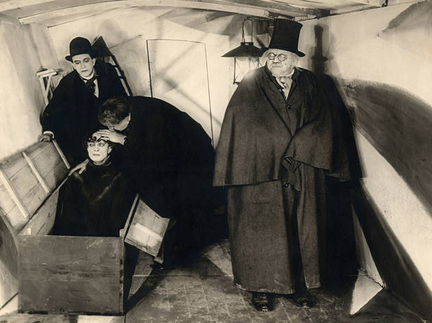 Cabinet of Dr Caligari