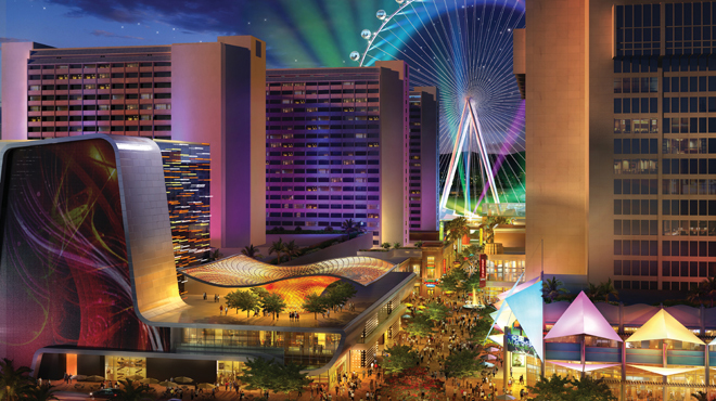 The Linq/High Roller