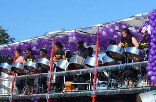 Panorama steel pan competition