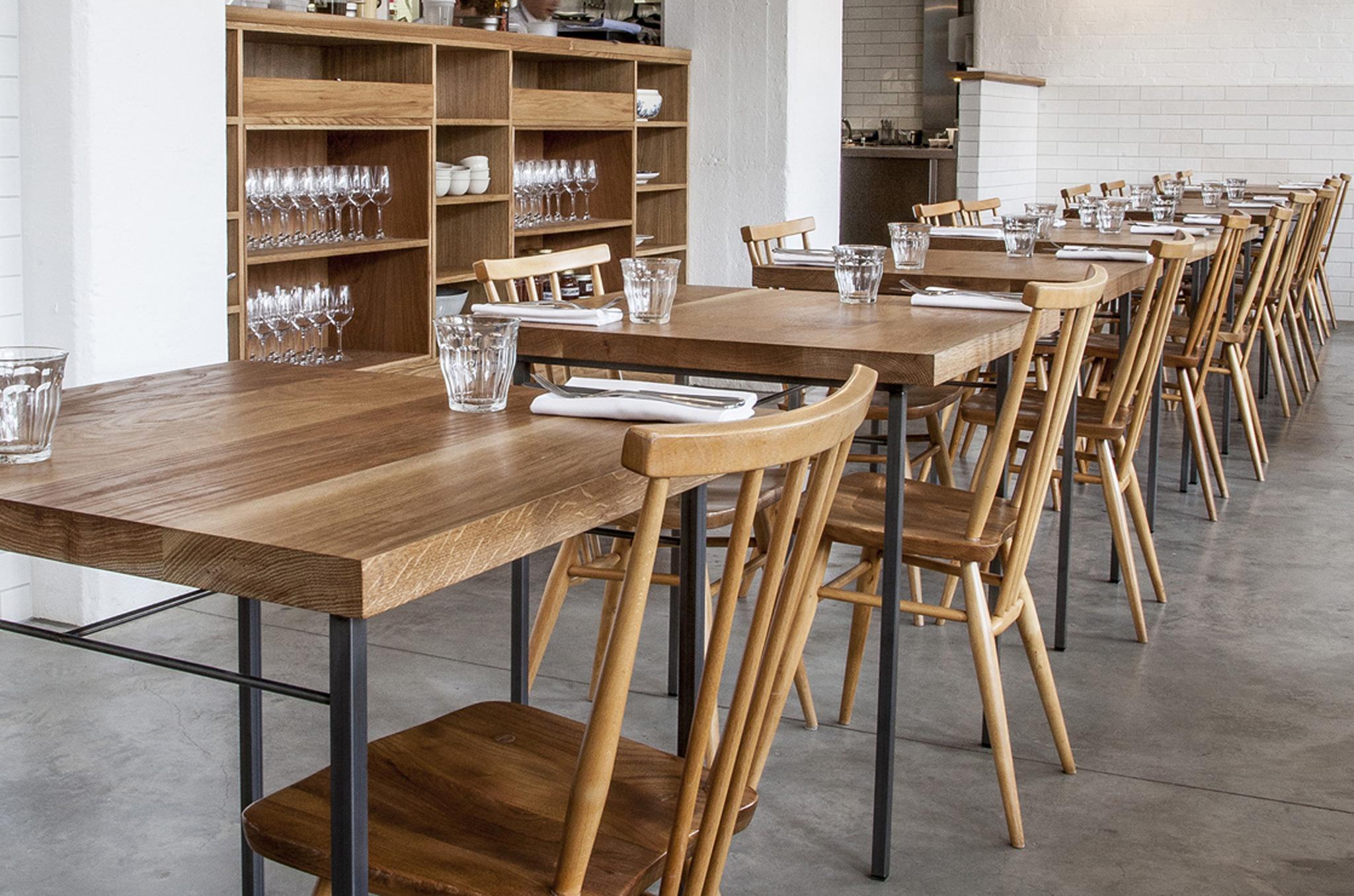 Lyle's, 10 best restaurants in London