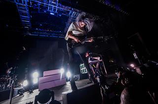 (Photograph: Chris La Putt)