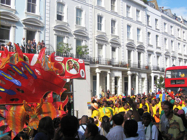21 vibrant pictures of notting hill carnival. Black Bedroom Furniture Sets. Home Design Ideas