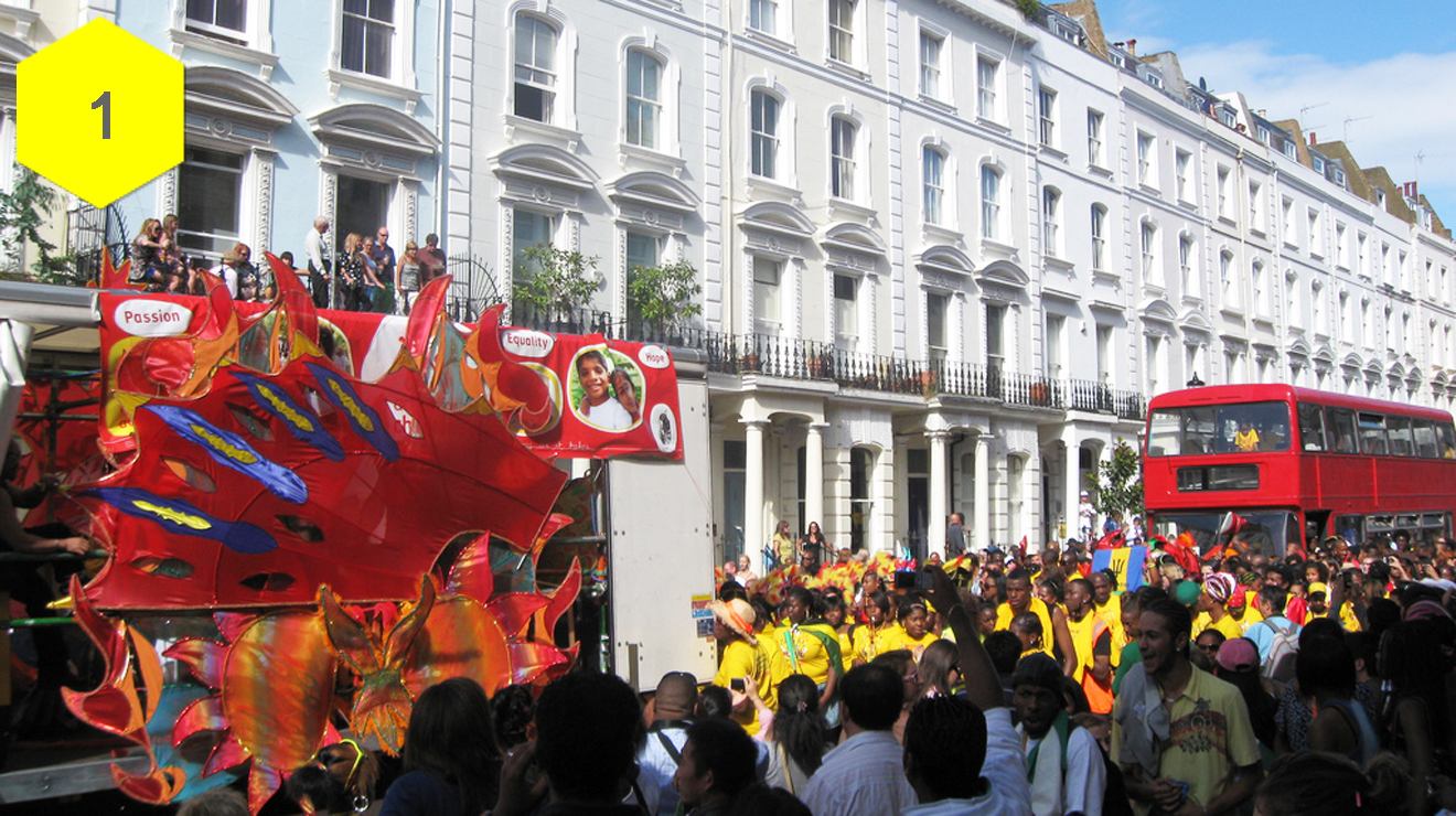 50 things you didn't know about Notting Hill Carnival