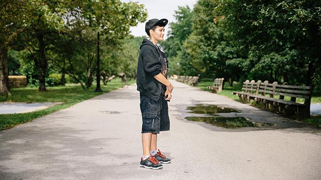New York's Hidden Homeless: Part 1, Angel's story