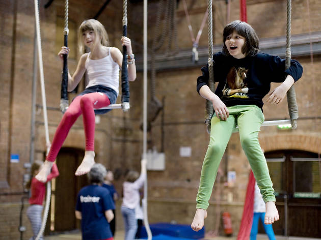 Youth Circus Experience Days