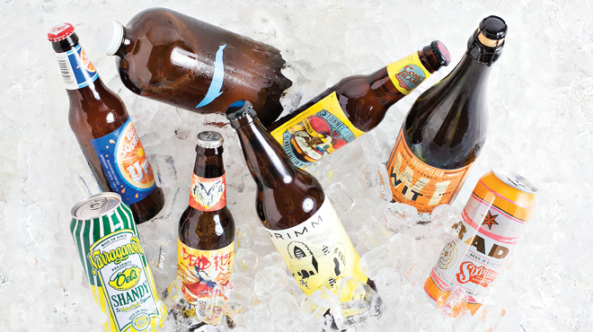 The best summer beer to drink before Labor Day (2014)