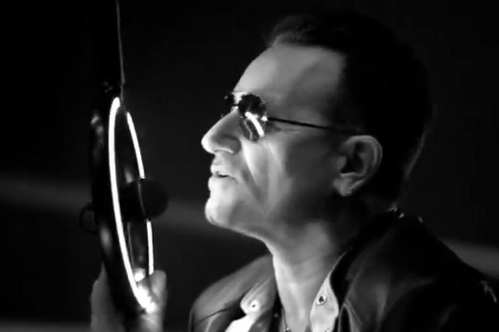 """U2 """"Invisible"""""""