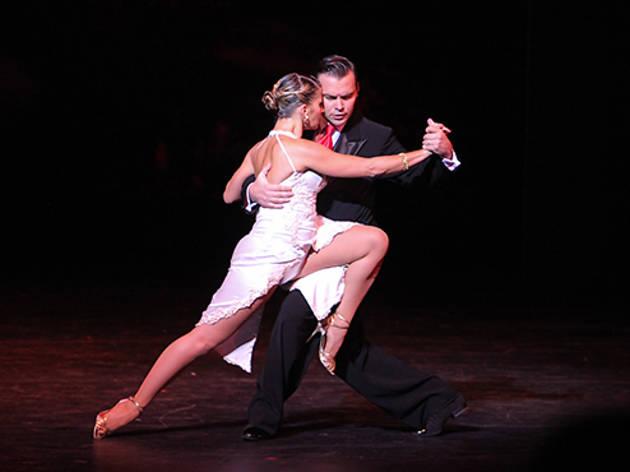 Gabriel Misse and Analia Centurion