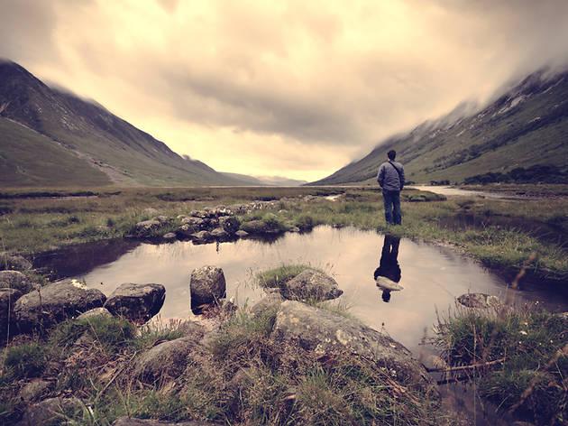 Glen Etive, Scottish Highlands