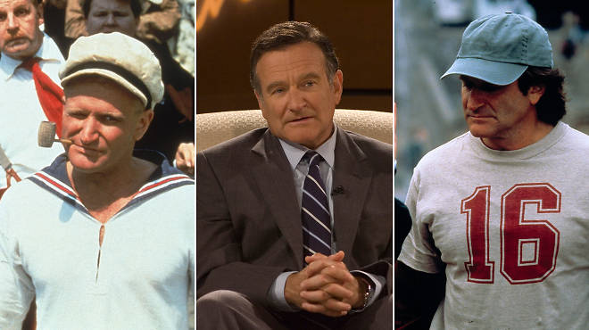 Ten reasons we love Robin Williams
