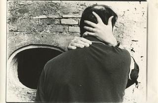 (Alix Cléo Roubaud, 'Le Baiser', Saint-Félix, 1980 / © Alix Cléo Roubaud)