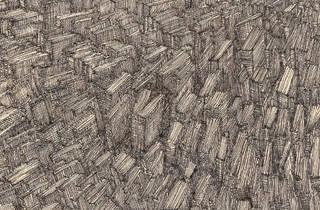 Obra de Chikara Matsumoto (Foto: Cortesía Galería Vértigo)