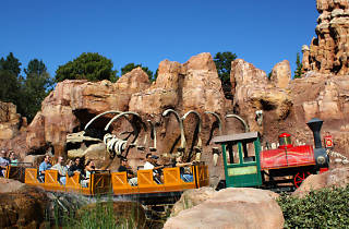 Big Thunder Mountain Railroad.
