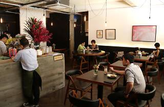 Sitka NYE test kitchen menu
