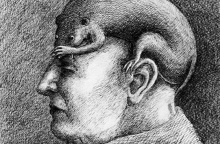 R is for • Roland Topor