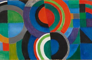 Sonia Delaunay : Les Couleurs de l'abstraction