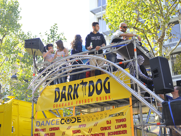 Techno Parade 2014