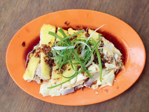Pudu Chicken rice