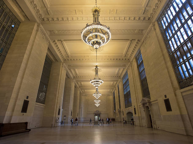 Gear up for a giant picnic inside Grand Central