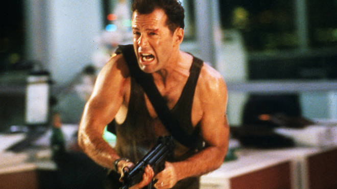 Bruce Willis, Die Hard