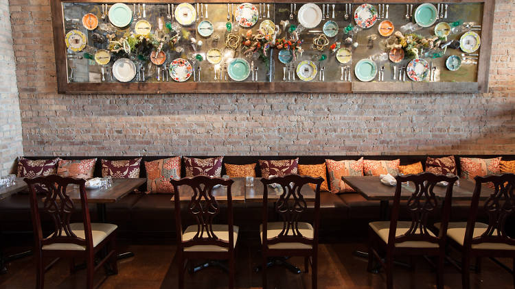 Want a reservation at Bohemian House? There's an app for that.