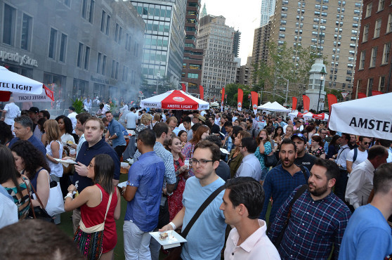 Time Out New York's 2014 Battle of the Burger