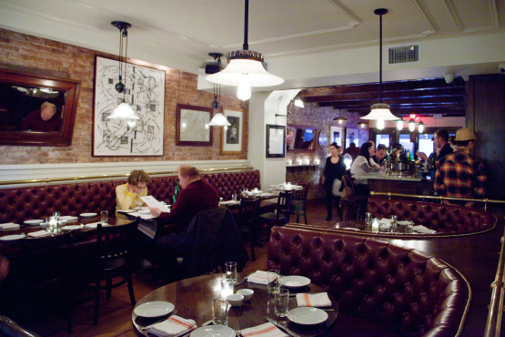 Restaurants near Times Square