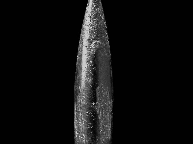 Peter Cattrell (Bullet, found Serre, Somme)
