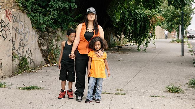 New York's Hidden Homeless: Part 3, Danielle's story